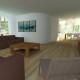 U ziet een van de drie interieurontwerpen die architectenbureau A&R10 maakte voor een woonhuis in Veenendaal.