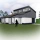 Levensloopbestendig maken van vrijstaande bungalow volgens ontwerp van Architectenbureau A&R10