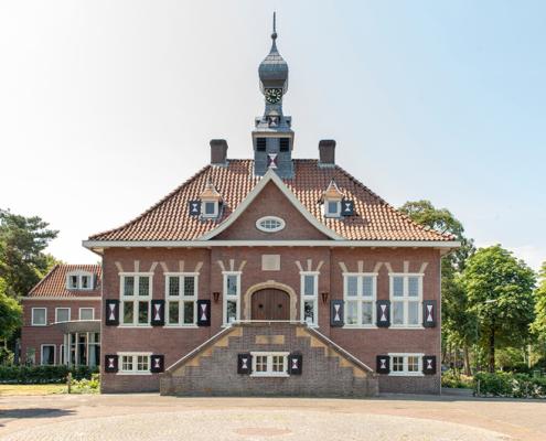 Architectenbureau A&R10 ontwierp voor de herbestemming en restauratie van het rijksmonumentale Raadhuis van Maarn