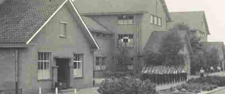 Herbestemming historische kazernegebouwen naar sociale huurwoningen Ede