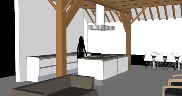 Architectenbureau A&R10 maakte voor deze historische boerderij een interieurontwerp | A&R10 Architectuur & Restauratie | Zeist, Utrecht, Utrechtse Heuvelrug