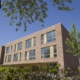 Gevel van gerealiseerd nieuwbouw appartementencomplex van Woonstede in Bennekom