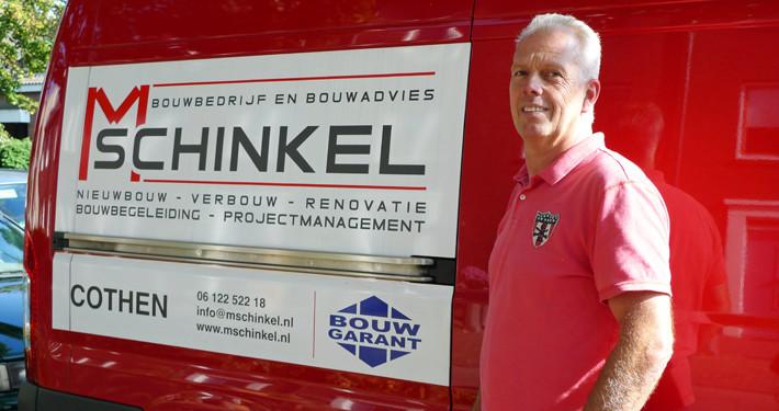 Bouwbedrijf M. Schinkel is een samenwerkingspartner van architectenbureau A&R10 in Zeist