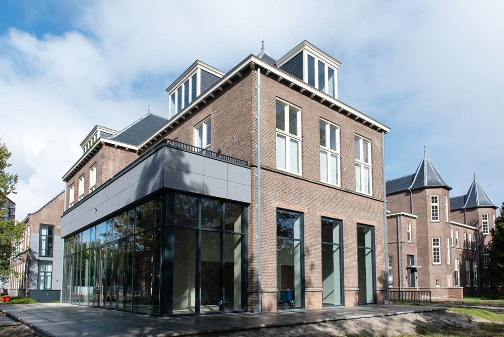 Ontwerp architect voor herbestemming laboratorium Pathologie tot woon, werk en educatieve functies Leiden