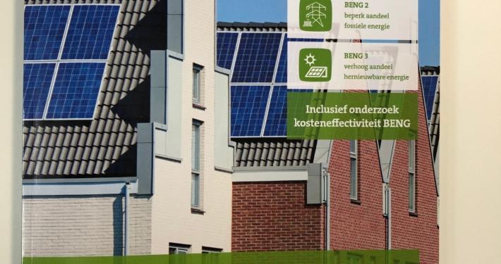 Architectenbureau A&R10 staat in het Handboek BENG (Bijna energieneutrale gebouwen)