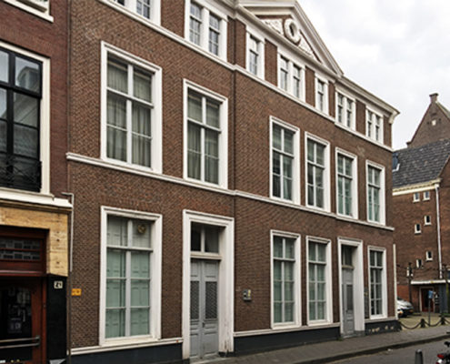 Haalbaarheidsstudie van een monumentale voormalige woon-werkhuis in Den Haag - door architectenbureau A&R10