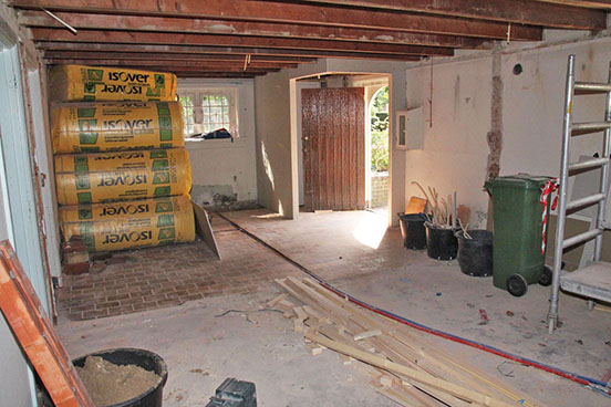 Ontwerp architect A&R10 voor herbestemming en restauratie rijksmonumentaal raadhuis van Maarn