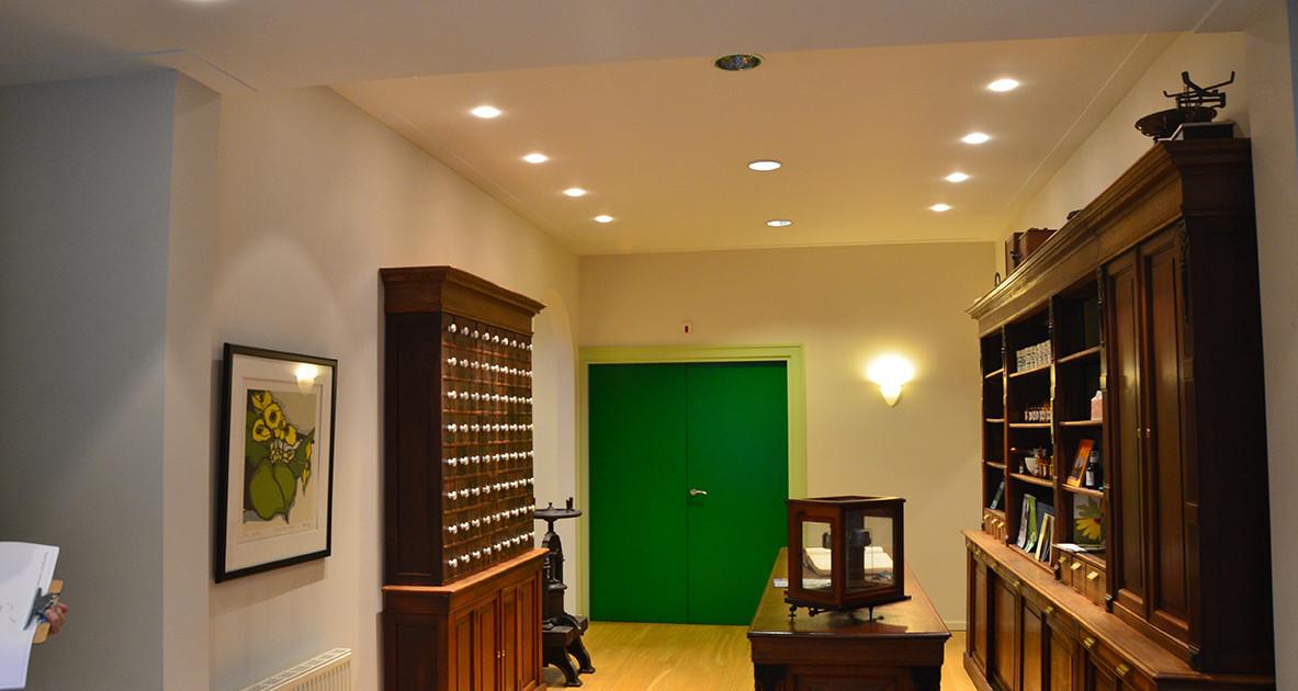 interieur-voor-verbouwing-groen