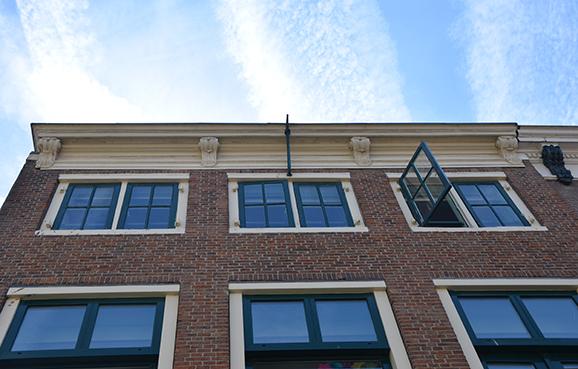 Haalbaarheidsstudie architect A&R10 van een monumentale voormalige pakhuis in Den Haag